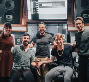 bertinelli sound intervista sound audio pro producer colonne sonore gaia leone leonardo bertinelli los angeles audiofader giacomo dalla