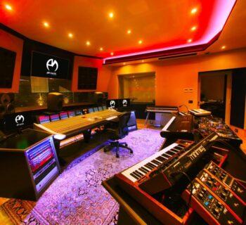 Art&Music Studios rec mix intervista giacomo dalla audiofader
