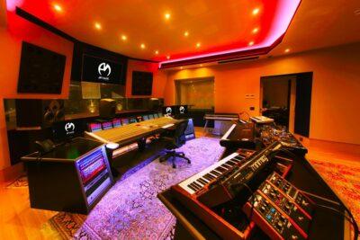 Art&Music Studios rec mix intervista giacomo dalla audiofader