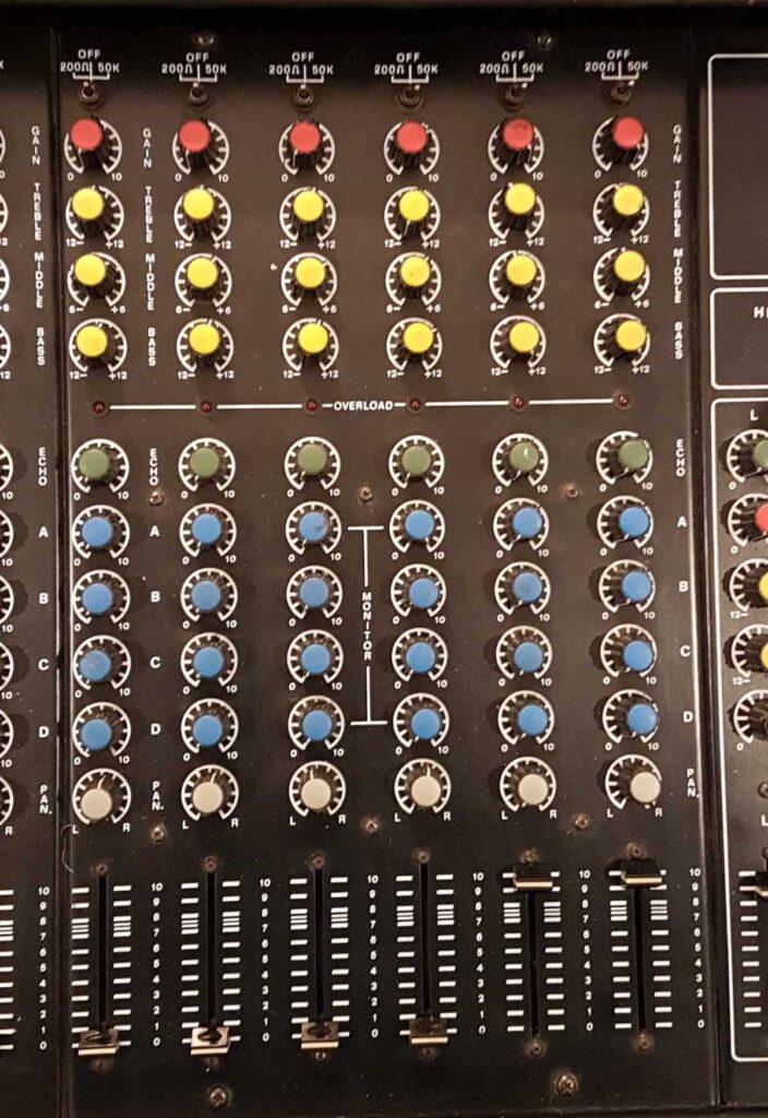 acustica audio blond BINSON M18-4 audiofader opinion luca pilla