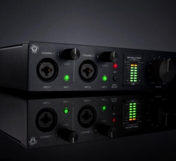 Black Lion Audio - Revolution 2x2 interfaccia audio home mobile recording studio audiofader