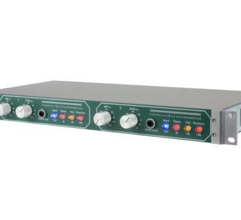 Daking Mic Pre IIT outboard rec preamp recording studio pro audio rack audiofader