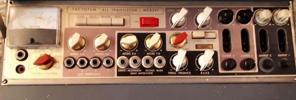 acustica audio blond Factotum All Transistor audiofader recensioni luca pilla