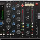 Plugin Alliance Lindell 50 software plug-in audio mix audiofader