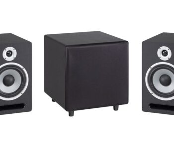 Soundsation Clarity rec monitor speaker home project studio strumenti musicali