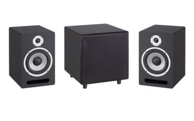 Soundsation Clarity rec monitor speaker home project studio strumenti musicali