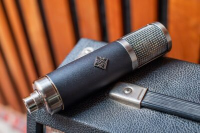 Telefunken TF47 hardware microfono recensione opinioni review prezzo manuale tube valvolare recording studio luca pilla audiofader