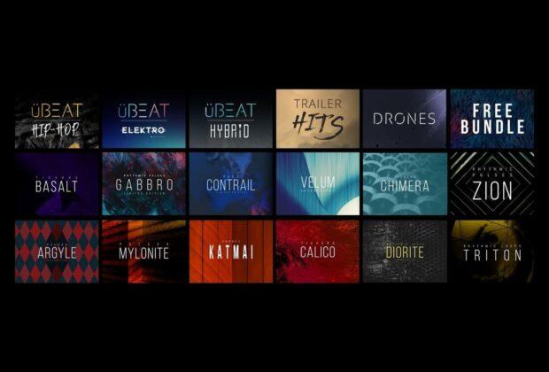 Umlaut Audio freepack sample free gratis producer audiofader