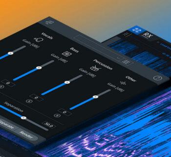 izotope rx8 post produzione audio restore repair pro studio vincenzo bellanova review recensione test midiware audiofader