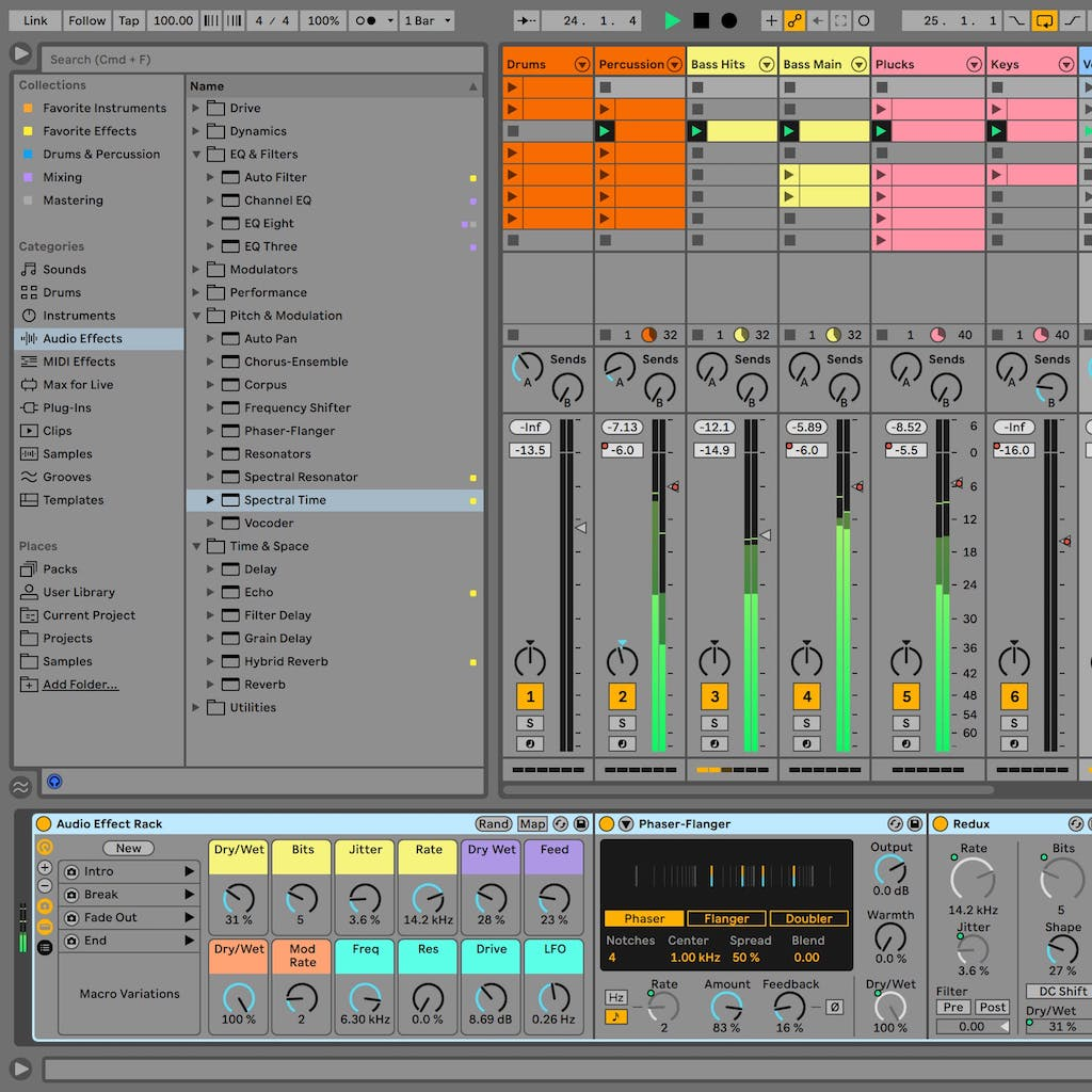 Ableton Live 11 review recensione vincenzo bellanova audiofader