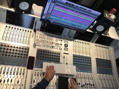 Artesouno Studer Vista 8 studio recording hardware mixer console pro luca pilla audiofader