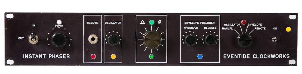 Eventide Instant Phaser hardware audio pro mogar audiofader
