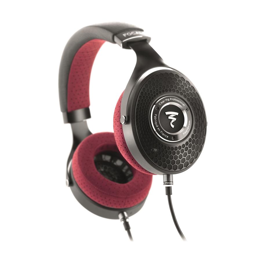 Focal Clear Pro MG hardware cuffie headphones monitor monitoring producer engineer algam eko audiofader
