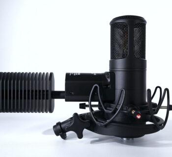Golden Age Premier GA-8000 microfono recording sony c800 soundwave audiofader