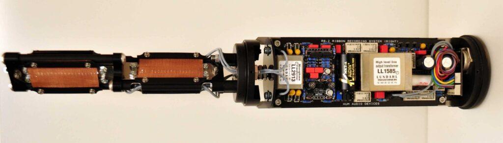 Hum Audio RS-2  luca pilla audiofader electronics