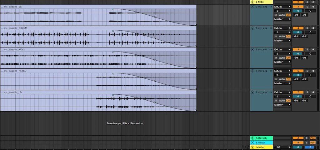 Ableton Live 11 upgrade test review recensione vincenzo bellanova audiofader