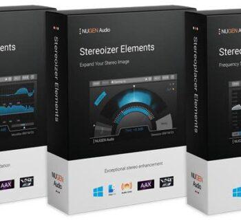 Nugen Audio Focus Elements bundle software plug-in audio mixing audiofader producer
