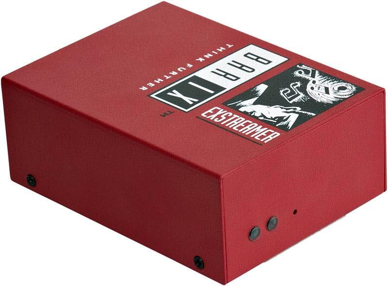 barix exstreamer hardware digital aoip audio over ip attualità audiofader