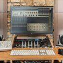 PSI Audio A25-M hardware monitor audio speaker vdm group audiofader recording mixing mastering