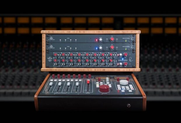 RND 5057 Orbit summing mixer sommatore hardware outboard analog studio audio pro midiware audiofader