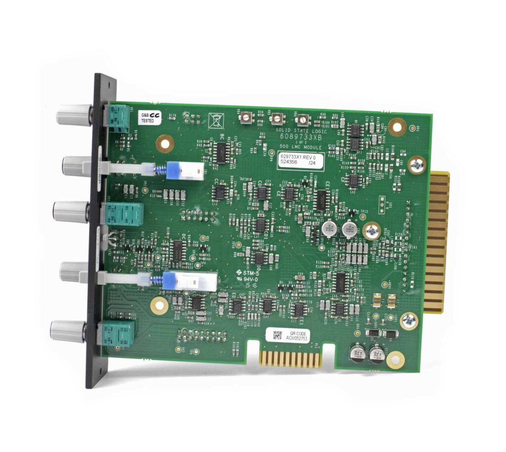 SSL LMC+ prezzo solid state logic listen mic compressor audiofader luca pilla