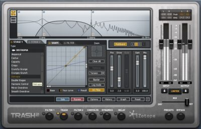 speciale trap izotope trash 2 music production vincenzo bellanova audiofader