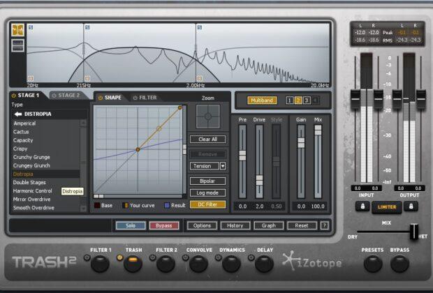 speciale trap izotope trash 2 music production vincenzo bellanova audiofader