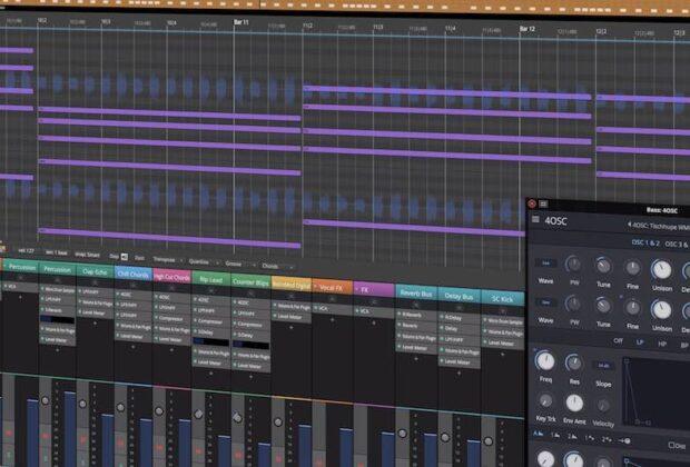 Tracktion Waveform free update aggiornamento gratuito audiofader
