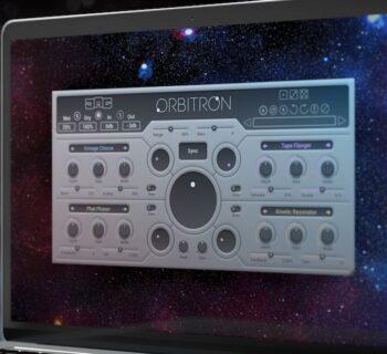 United Plugins JMC Orbitron software plug-in audio virtual mixing audiofader