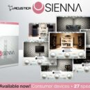 Acustica Audio Sienna Volume C software mixing daw headphone plug-in audio pro audiofader