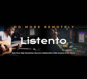Audiomovers listento remote studio production software daw audiofader abbey road studios