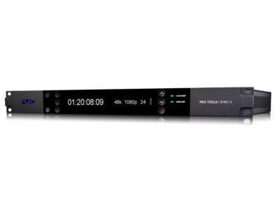 Avid Pro Tools | Sync X hardware video studio pro audio audiofader