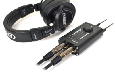 CEntrance DACport-Pro DAC audio pro studio audiofader