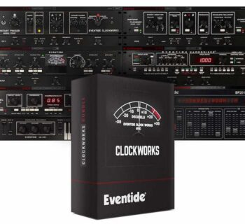 Eventide Clockworks software plug-in audio daw mixing audiofader