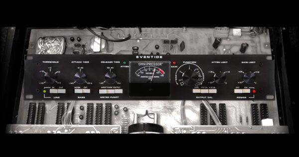 Eventide Omnipressor daw plug-in audio software mixing mogar audiofader