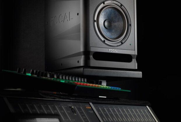 Focal Alpha Evo studio monitor recording mixing algam eko audiofader