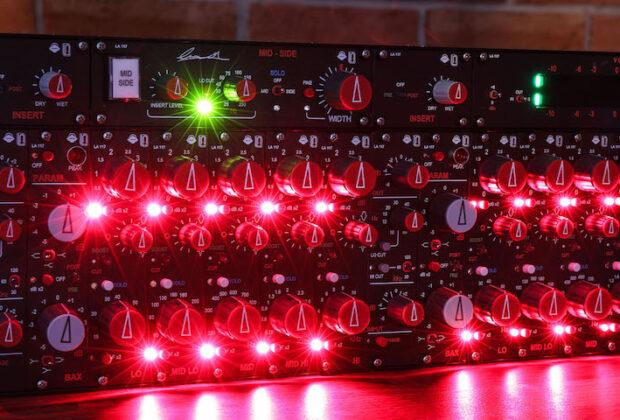 Livio Argentini LA-117 hardware outboard eq mastering studio dmi luca pretolesi audio pro audiofader