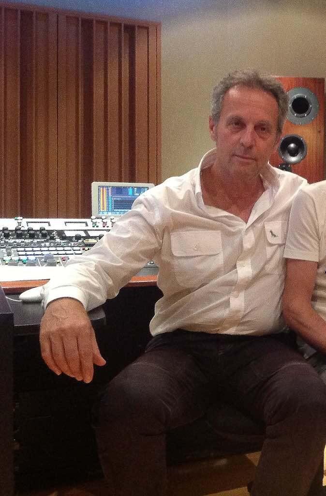 Marcello Spiridione Forward Studios mastering intervista inchiesta stefano pinzi audiofader