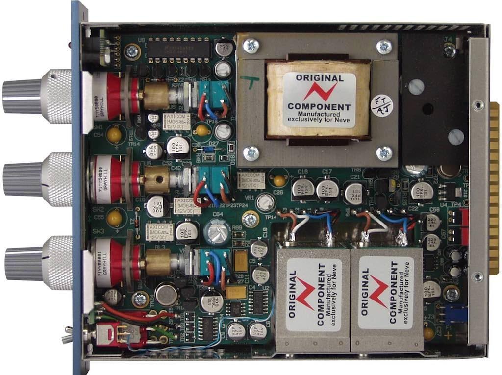 NEVE 2264ALB hardware rack api500 comp limiter mixing funky junk luca pilla test audiofader review