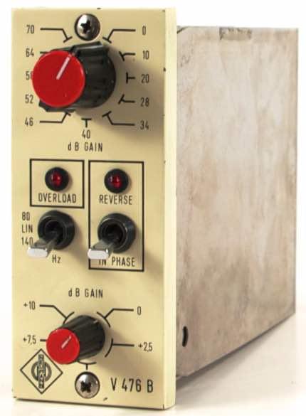 Neumann V476B V402 review recensio audiofader exhibo luca pilla