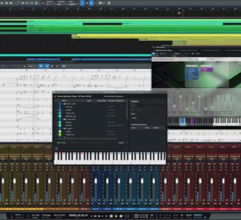 PreSonus Studio One 5.2 daw software update aggiornamento midi music audiofader