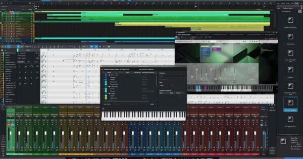 PreSonus Studio One 5.2 daw software update aggiornamento midi music audiofader