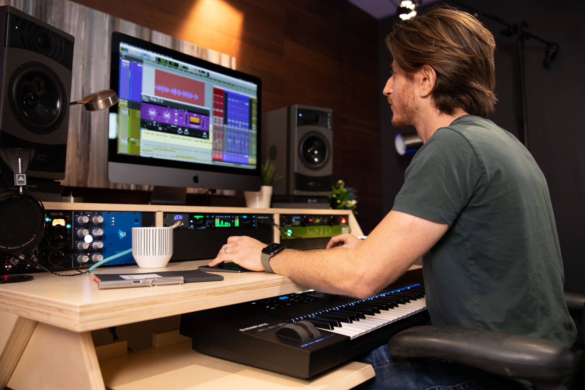 Avid Carbon pro tools prezzo recensione opinions review luca pilla audiofader