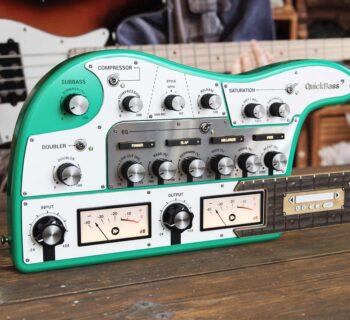 United Plugins Instant Audio QuickBass plug-in audio software daw audiofader