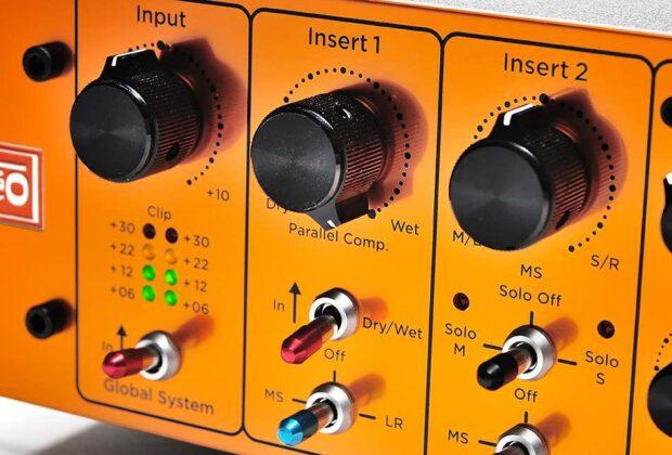Vertigo Sound VSM-2 harmonic exciter mixing mastering funky junk test review recensione audiofader luca pilla studio pro audio