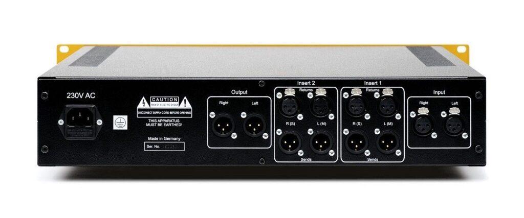 Vertigo Sound VSM-2 harmonic exciter funky junk test review recensione audiofader luca pilla