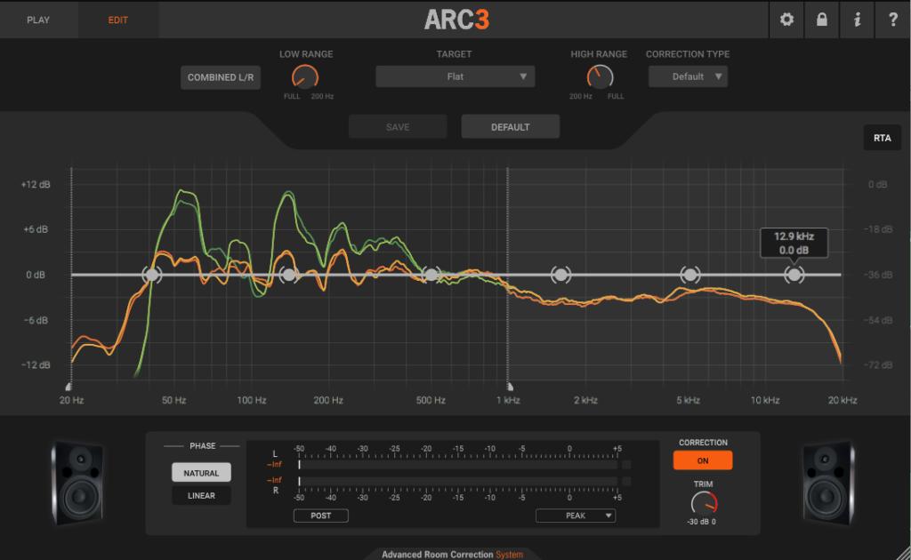 IK Multimedia ARC 3 correzione acustica hardware software mic studio home pro audio monitor speaker test review andrea scansani audiofader