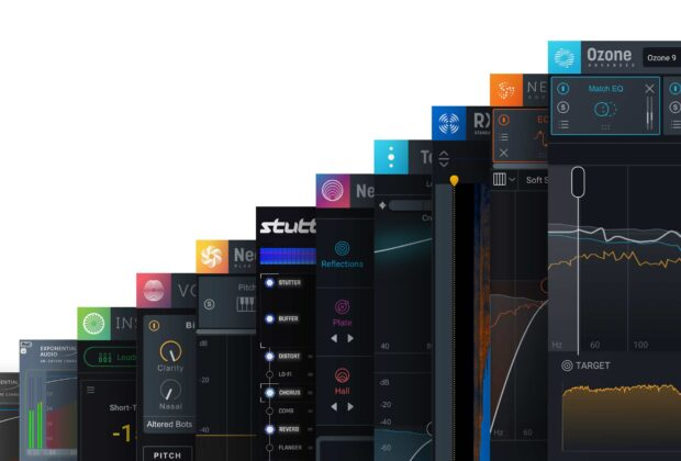 iZotope Music Production Suite Pro software daw mixing mastering midiware