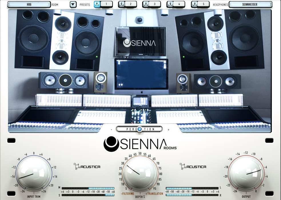 Acustica Audio Sienna Rooms review headphones recensione opinioni audiofader luca pilla