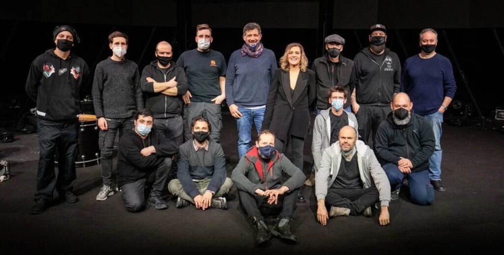 Amlanda Production team avid venue live sound irene grandi audiofader